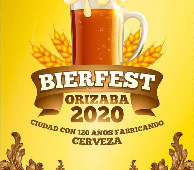 Mantienen fecha del BierFest Orizaba 2020 a finales de año