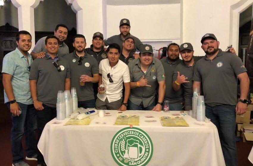 Creciente el número de cerveceros caseros en San Quintín