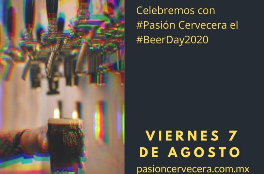 Celebremos este 7 de agosto el Beer Day