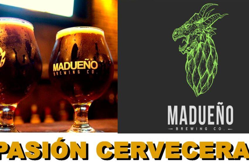 Chivo Gruñón y Madueño en Pasión Cervecera