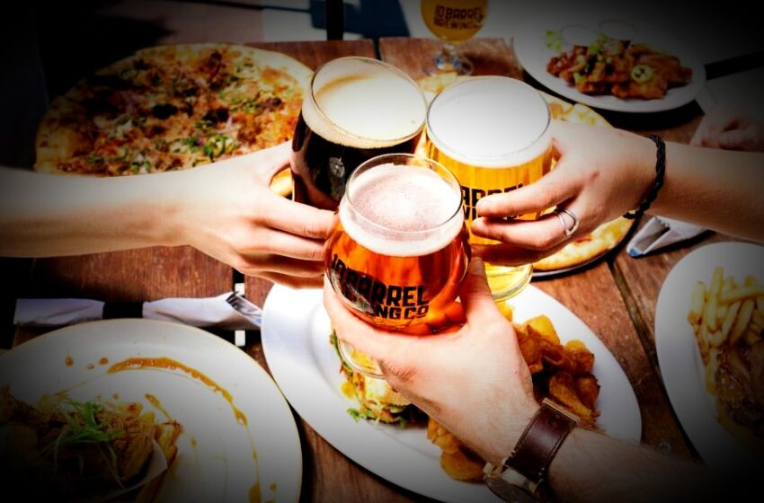 Recomendaciones para maridar tu cerveza con alimentos