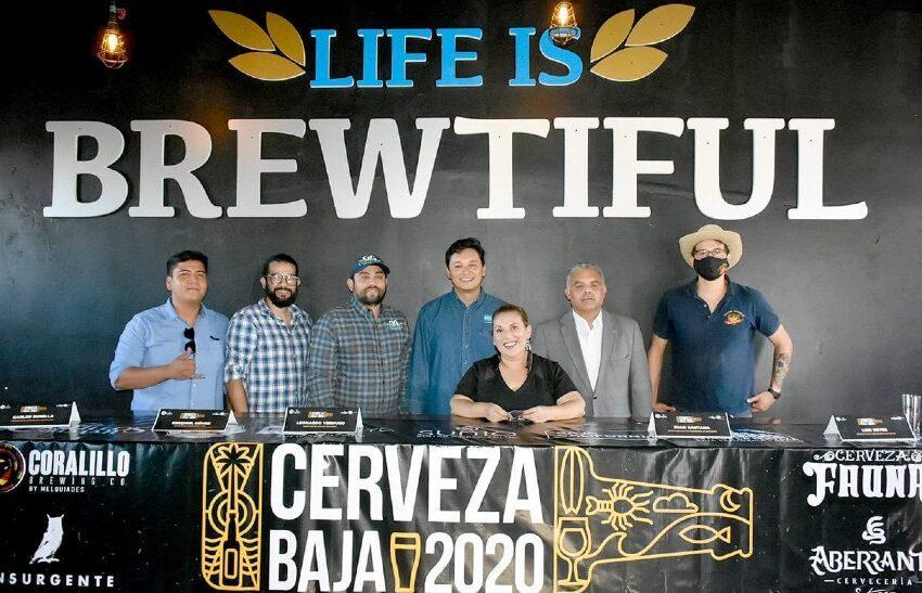 Programa Pasión Cervecera con la organización de Cerveza Baja 2020