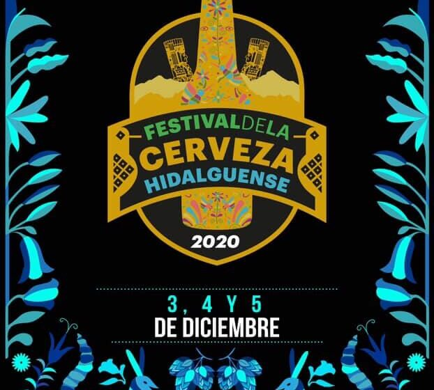 Festival de la Cerveza Artesanal Hidalguense, congreso virtual en diciembre