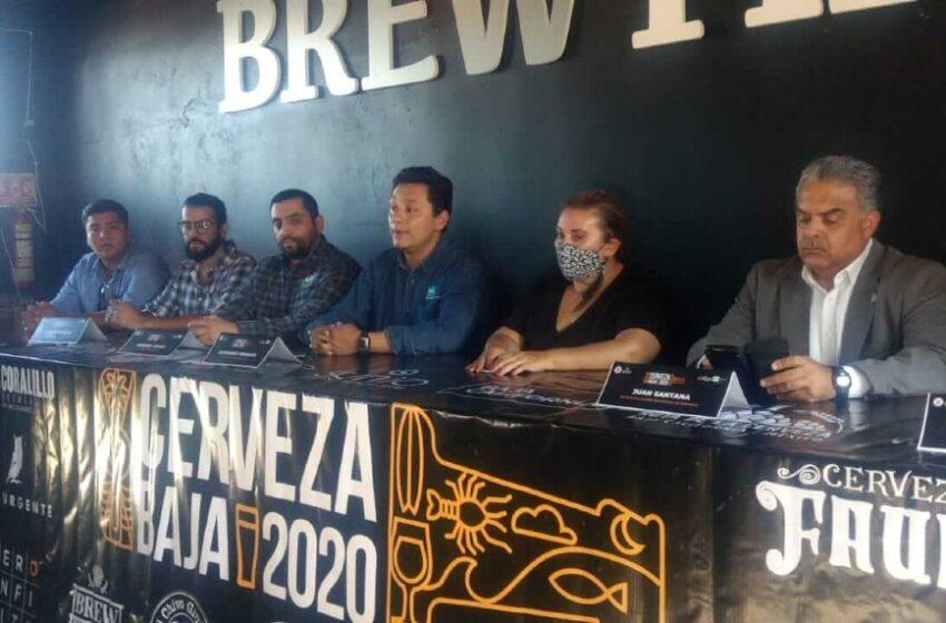 Una realidad, anuncian Festival de la Cerveza Baja 2020 en Playas de Rosarito