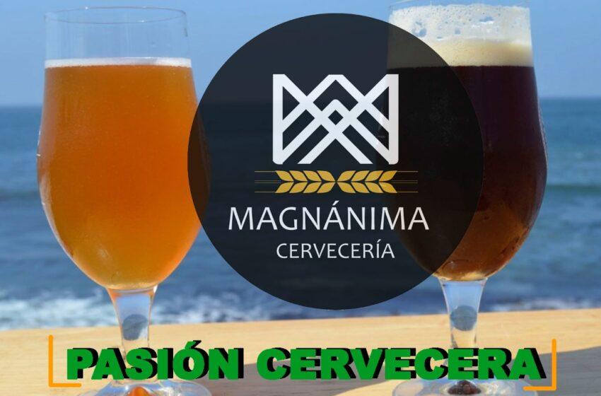 Magnánima, una cerveza a base de experiencias y viajes